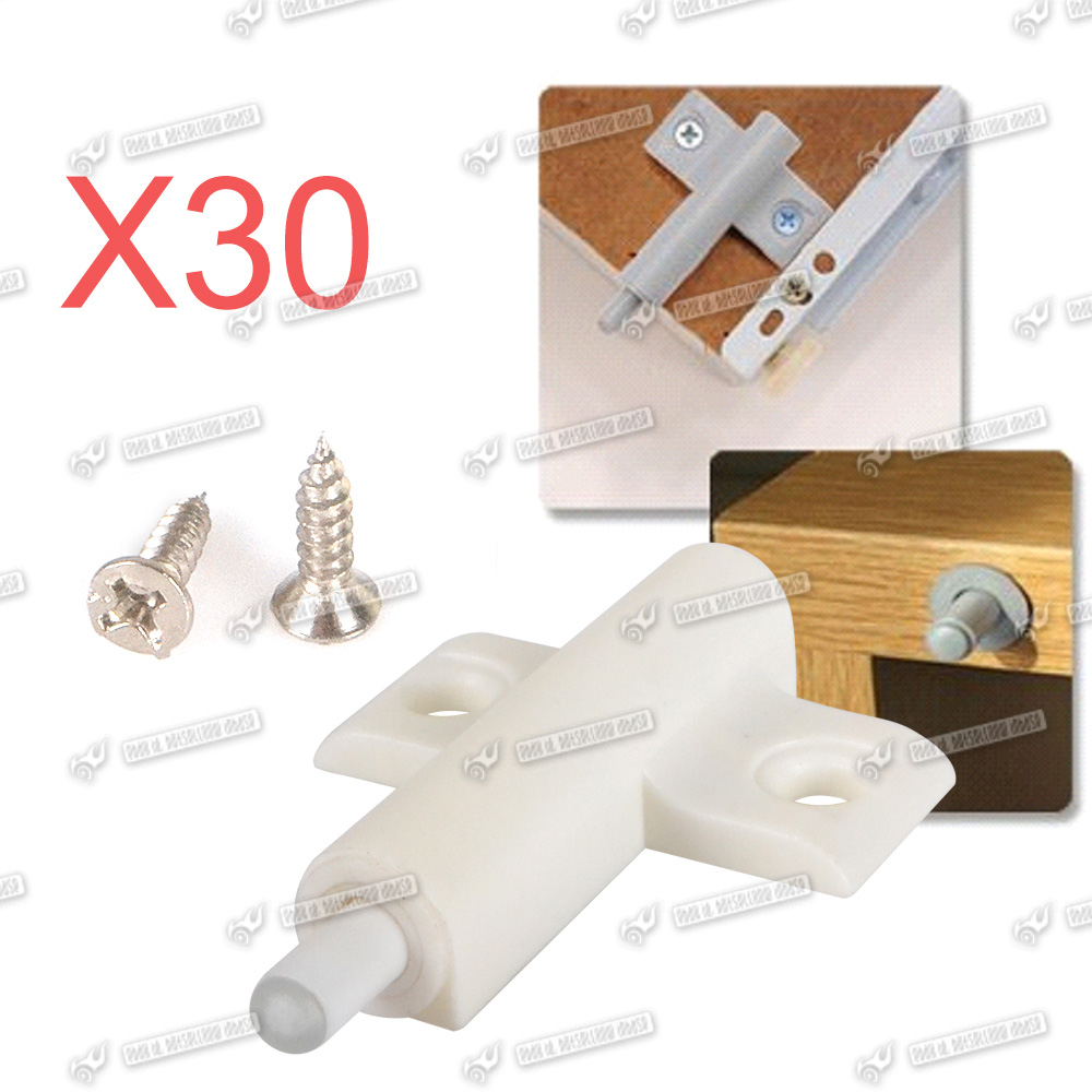 30 quiet cupboard cabinet door kitchen damper buffer soft close closer cushion ebay Kitchen cabinet door cushions