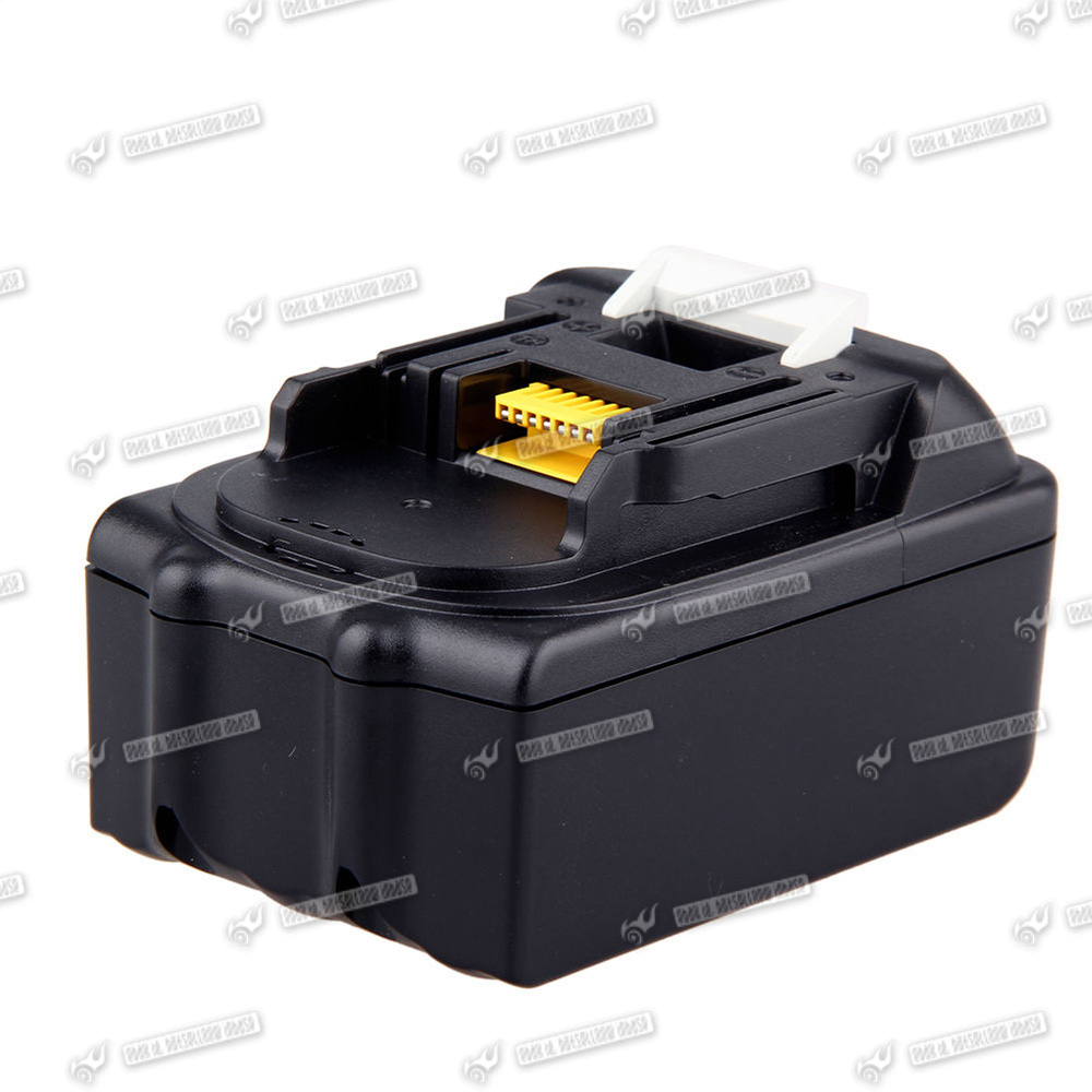 2 x 18v battery for makita 3ah bl1830 bhp451 bl1840 - Batterie makita 18v ...