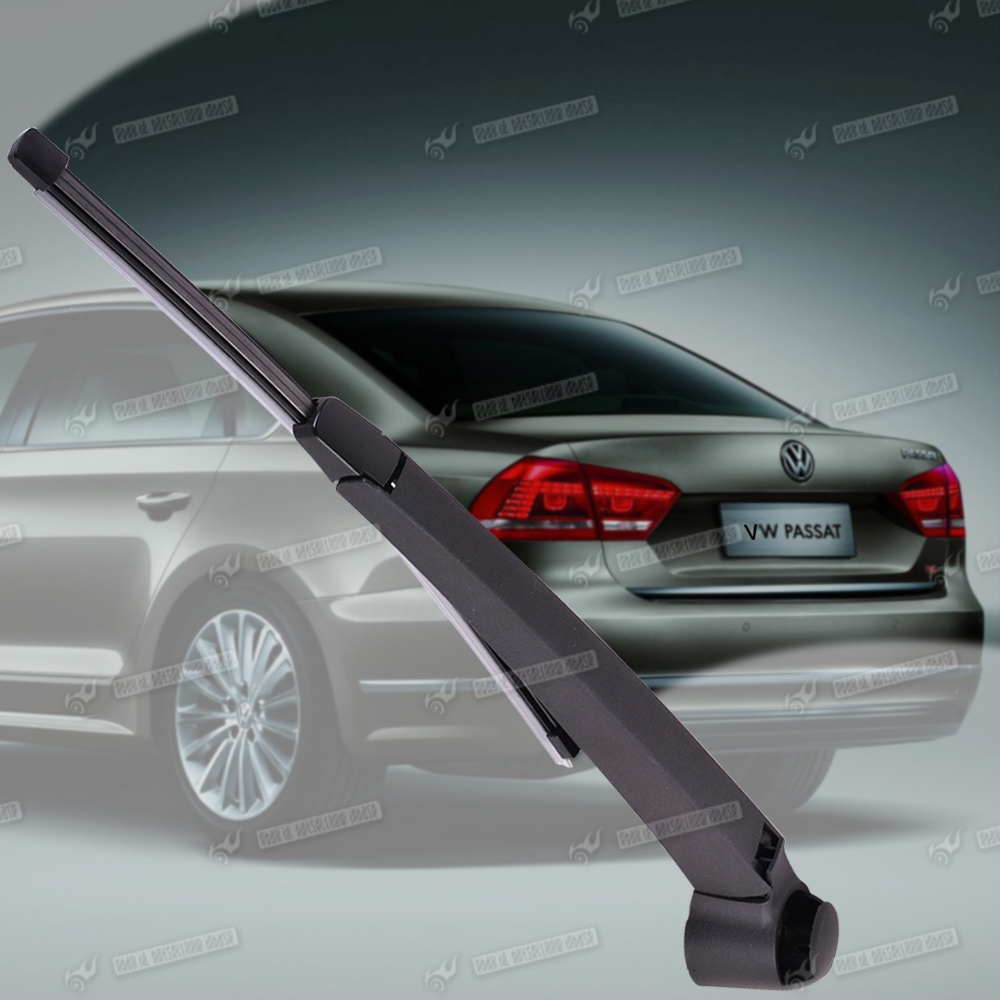 new rear wiper arm blade windscreen for vw passat b5 variant 3b 3bg ebay. Black Bedroom Furniture Sets. Home Design Ideas