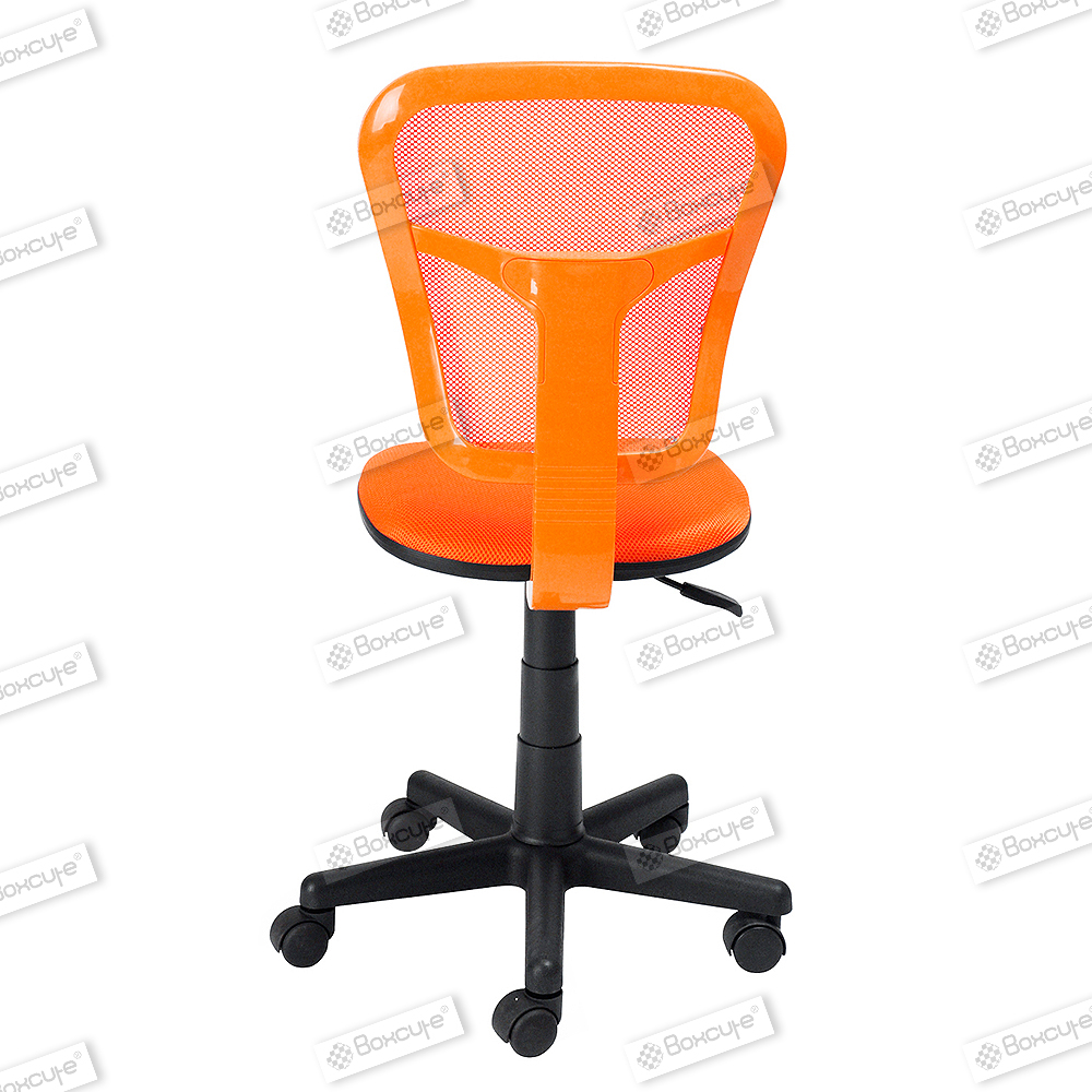Ergonomic design height adjustable office computer chair for Chair height design