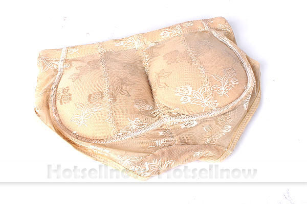 Details about Padded Bum Knickers Bottom Hip Enhancer Booty Booster ...