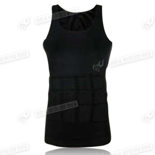 MENS-SLIMMING-BODY-SHAPER-BELLY-BUSTER-UNDERWEAR-VEST-COMPRESSION-S-M-L-XL-XXL