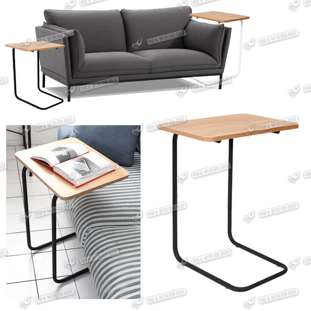 Portable Resistant Laptop Computer Desk Easy Assembling Coffee Table Room Stand Ebay