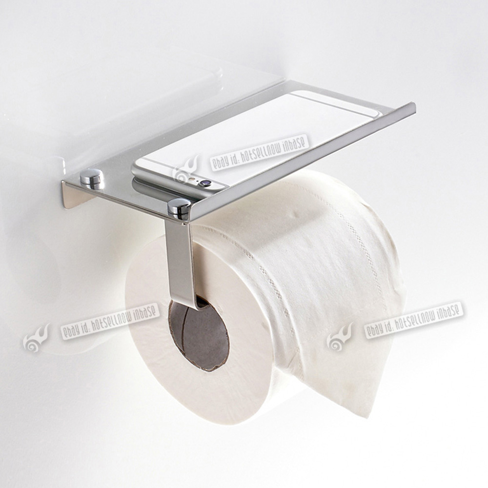 Good Stainless Steel Bathroom Toilet Paper Roll Holder