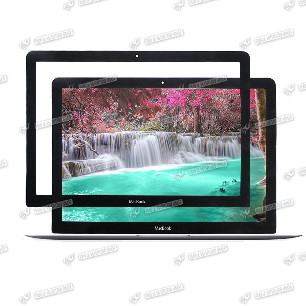 new 13 inch apple unibody macbook pro front glass screen protector cover ebay. Black Bedroom Furniture Sets. Home Design Ideas