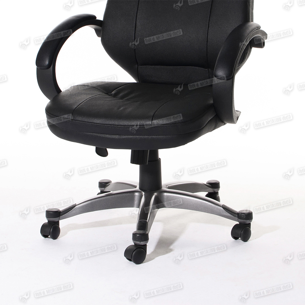 Luxury PU Leather Swivel Adjustable Computer Office Desk Chair Office Chair