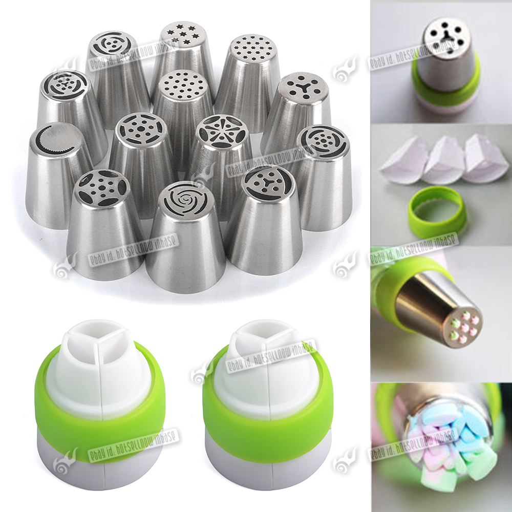icing nozzles cake decorating pastry tips baking tools uk ebay