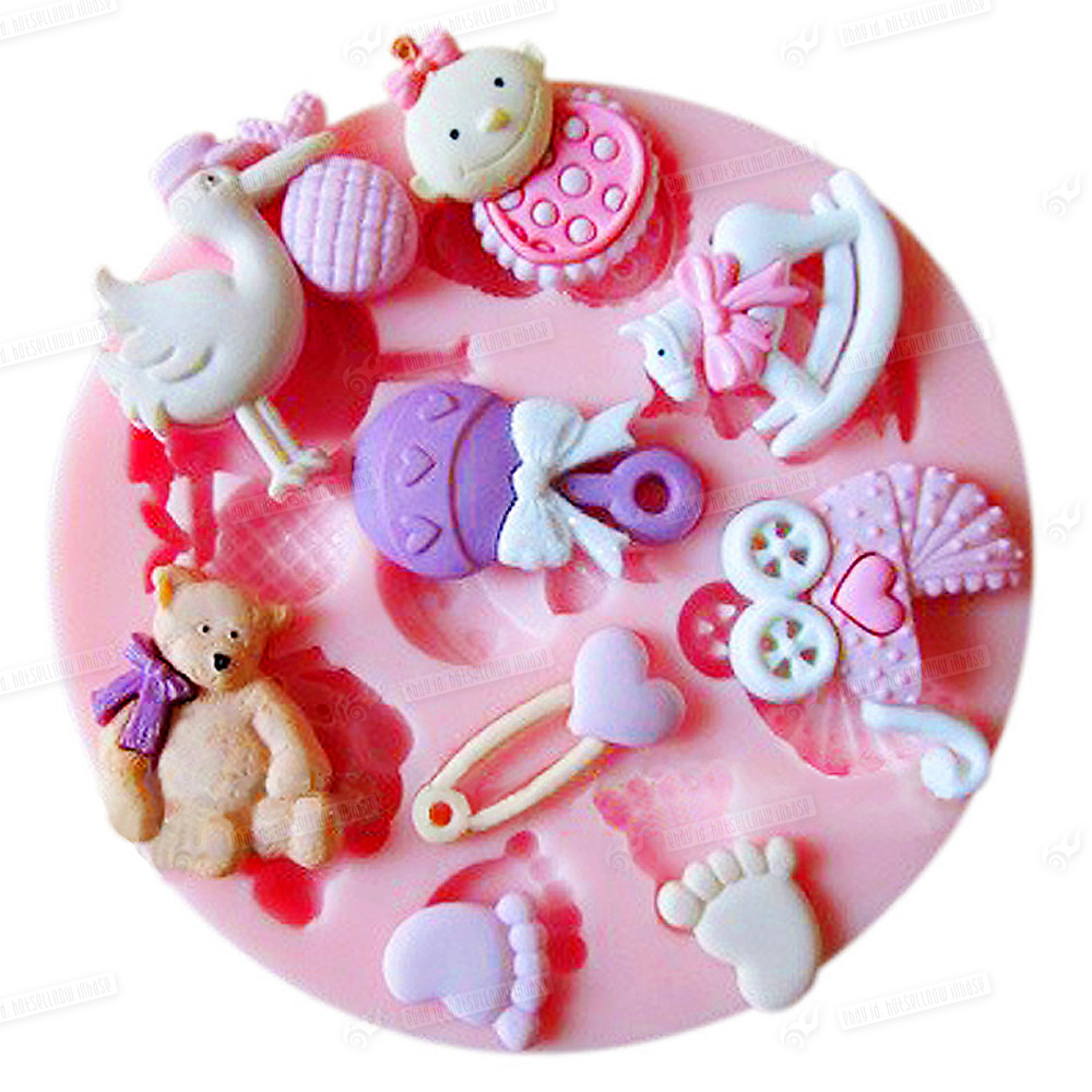 Cake Decorations Letters And Numbers : Alphabet Letter & Number Fondant Icing Cutter Set 36 Piece ...