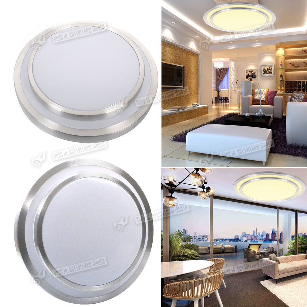 Ceiling Down Wall Light 12W LED Flush Mounted Kitchen