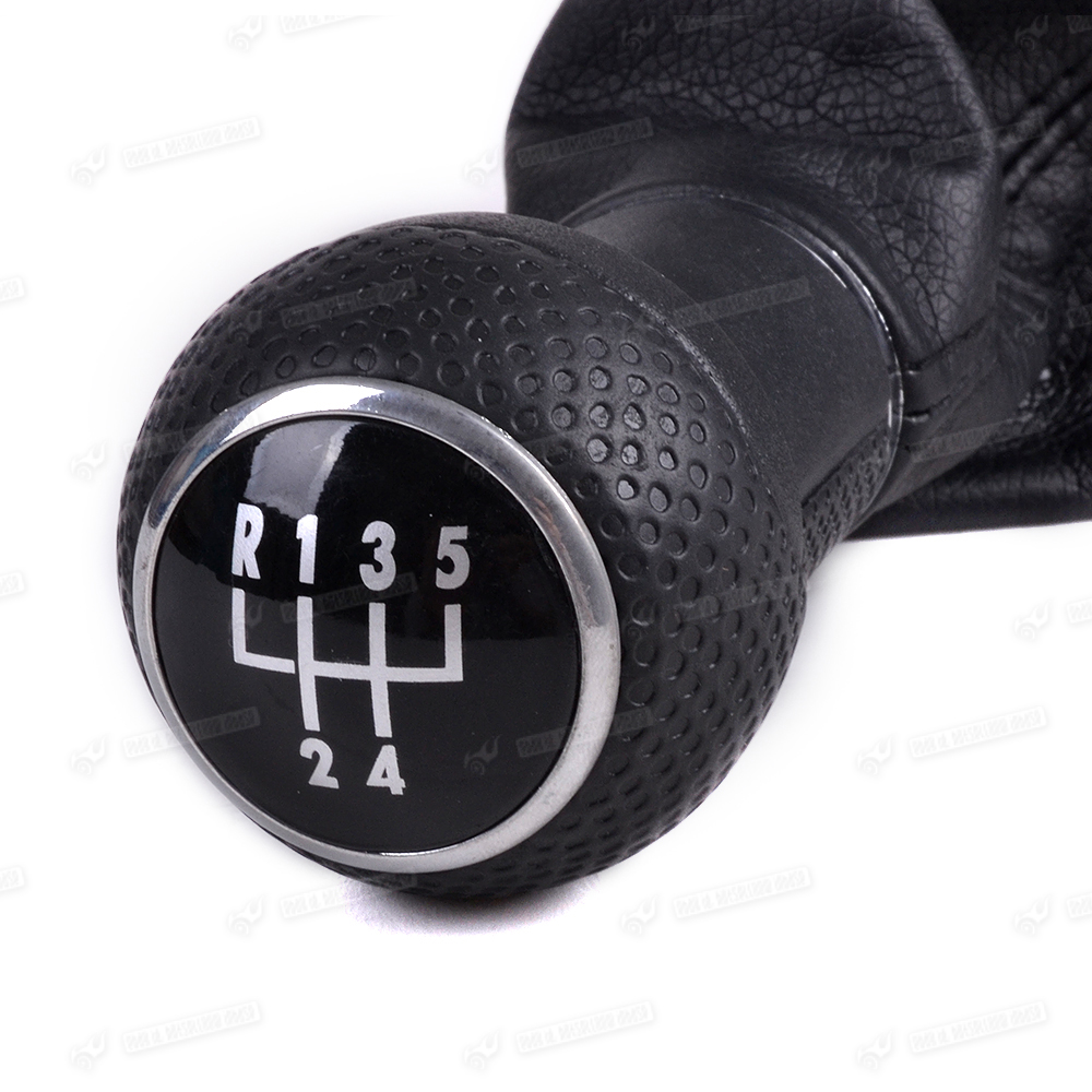 vw mk4 golf gti r32 jetta bora 5 speed gear knob leather. Black Bedroom Furniture Sets. Home Design Ideas