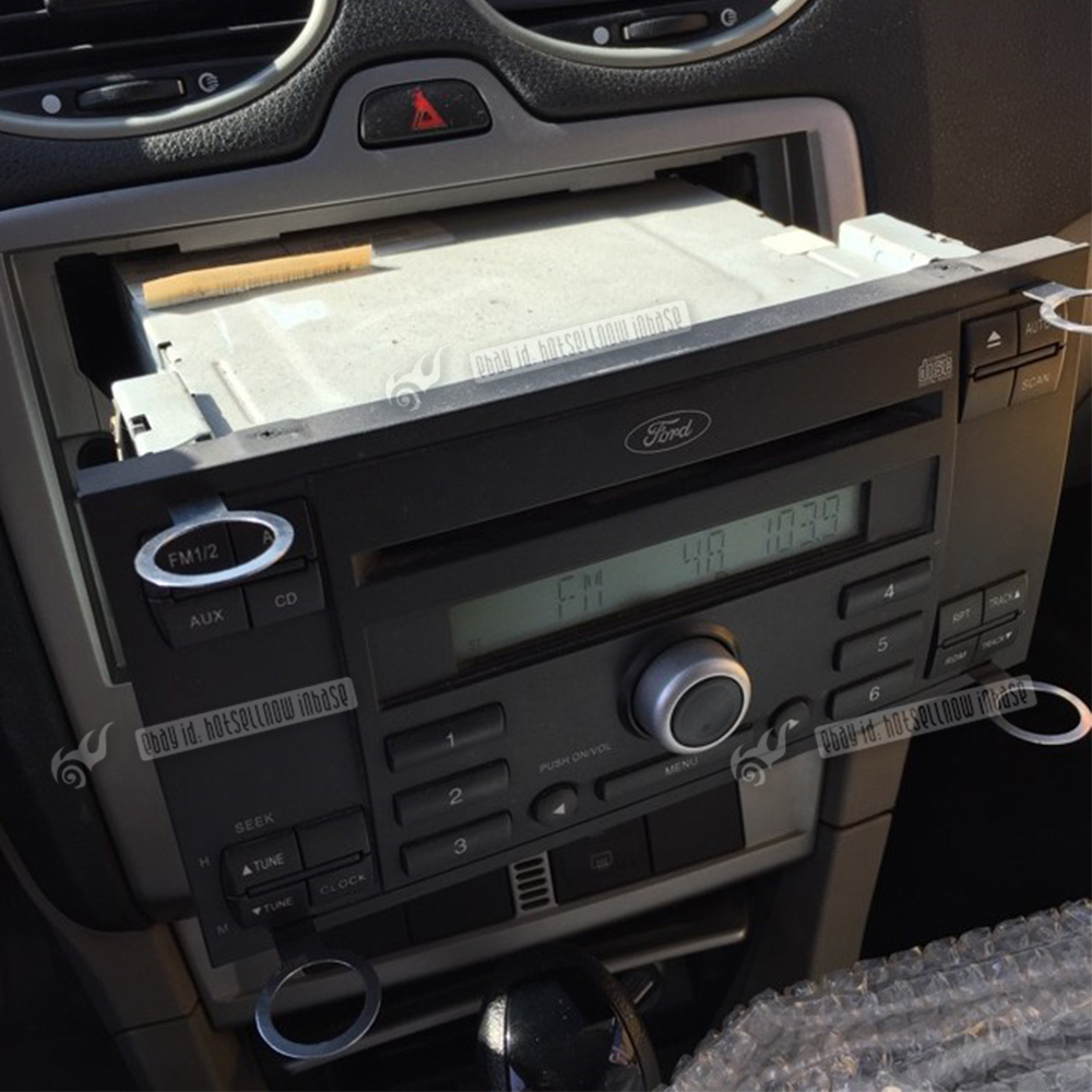 4x for ford focus fiesta mondeo car cd stereo radio. Black Bedroom Furniture Sets. Home Design Ideas