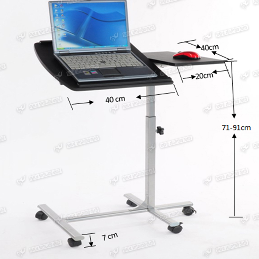 Laptop Notebook Computer Stand Table Mobile Desk