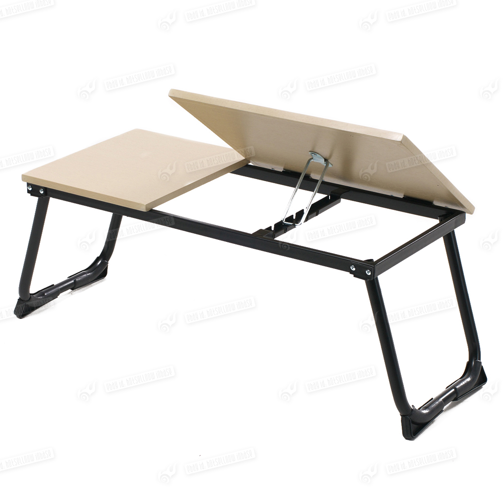 Portable Folding Laptop Table Stand Desk Bed Sofa Tray New