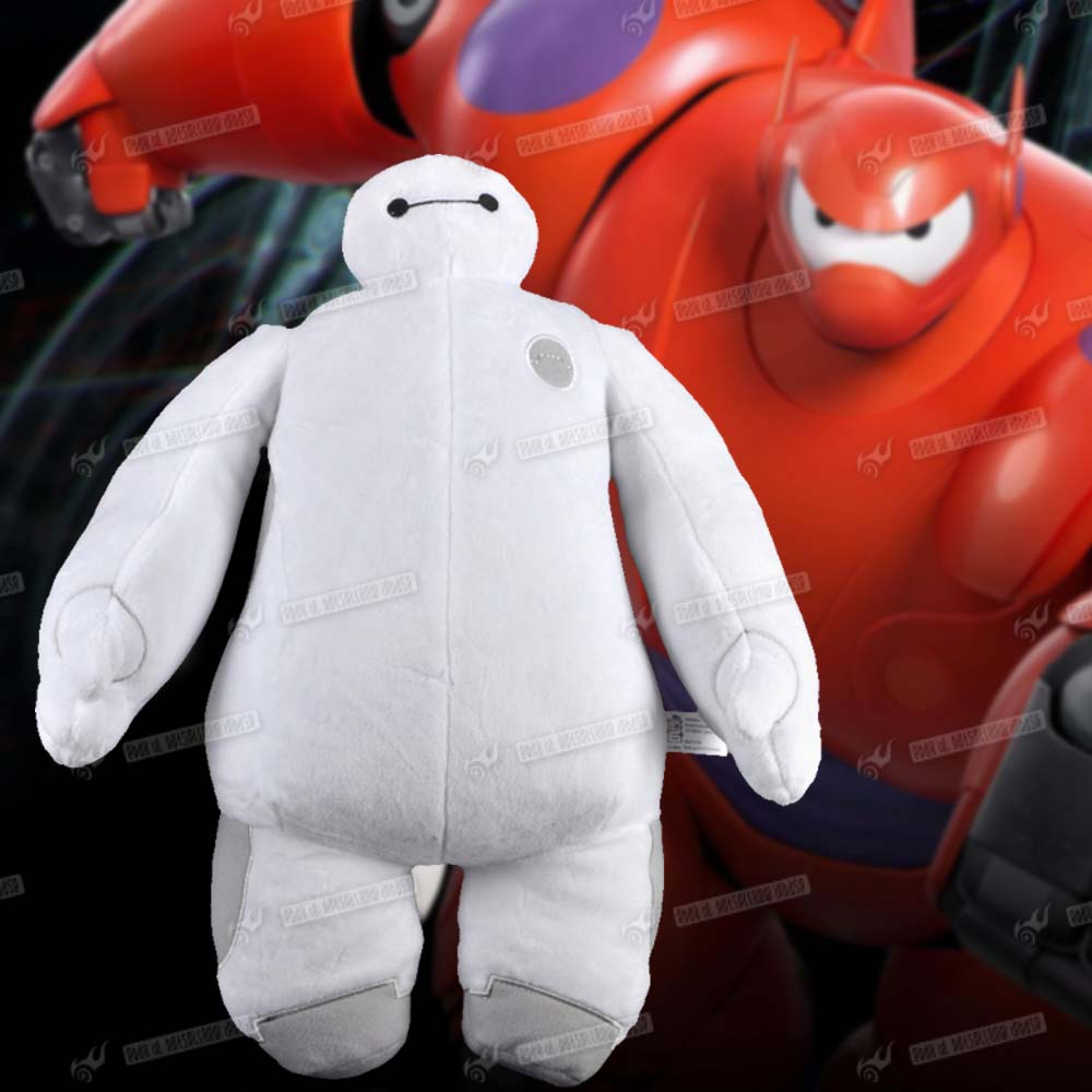 White Boys Toys : New soft stuffed two sizes boy toys baymax movie character