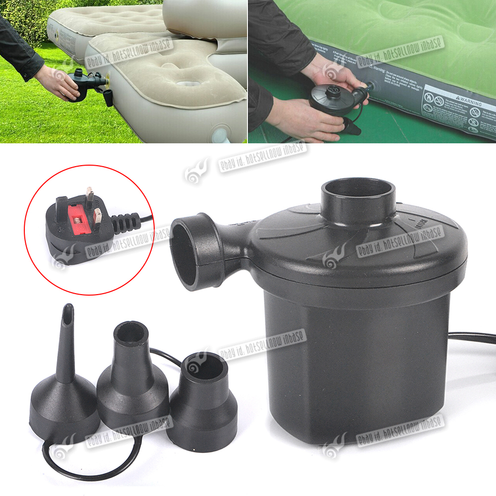 Mains Electric Air Pump For Car Tyres
