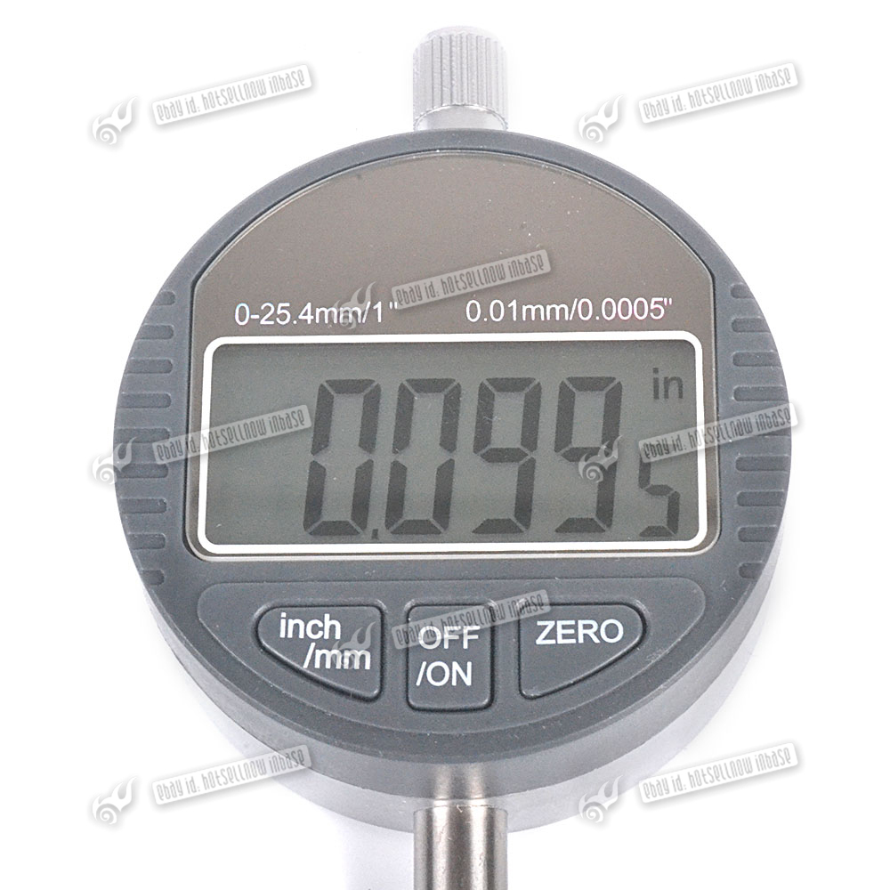 Three Axis Electronic Test Indicators : Measuring electronic digital tool dti dial test indicator