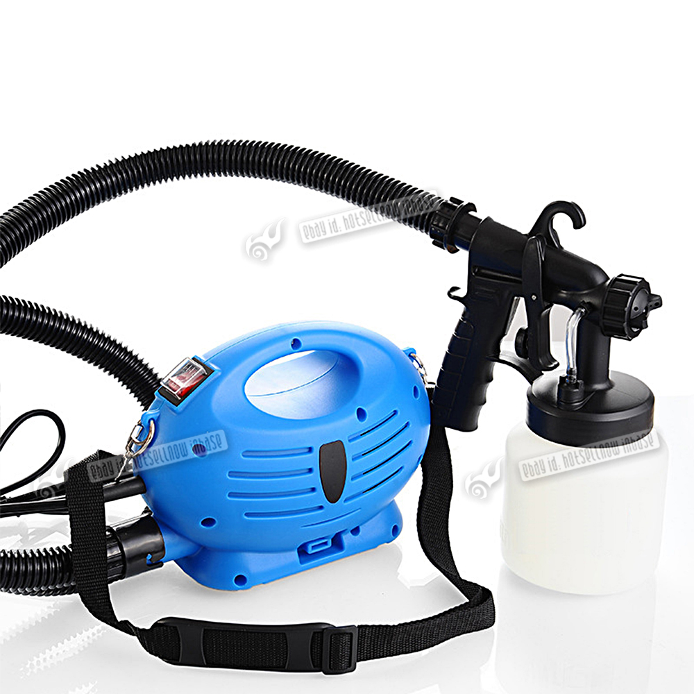New 240v Electric Turbine Paint Sprayer 800ml Painting Gun