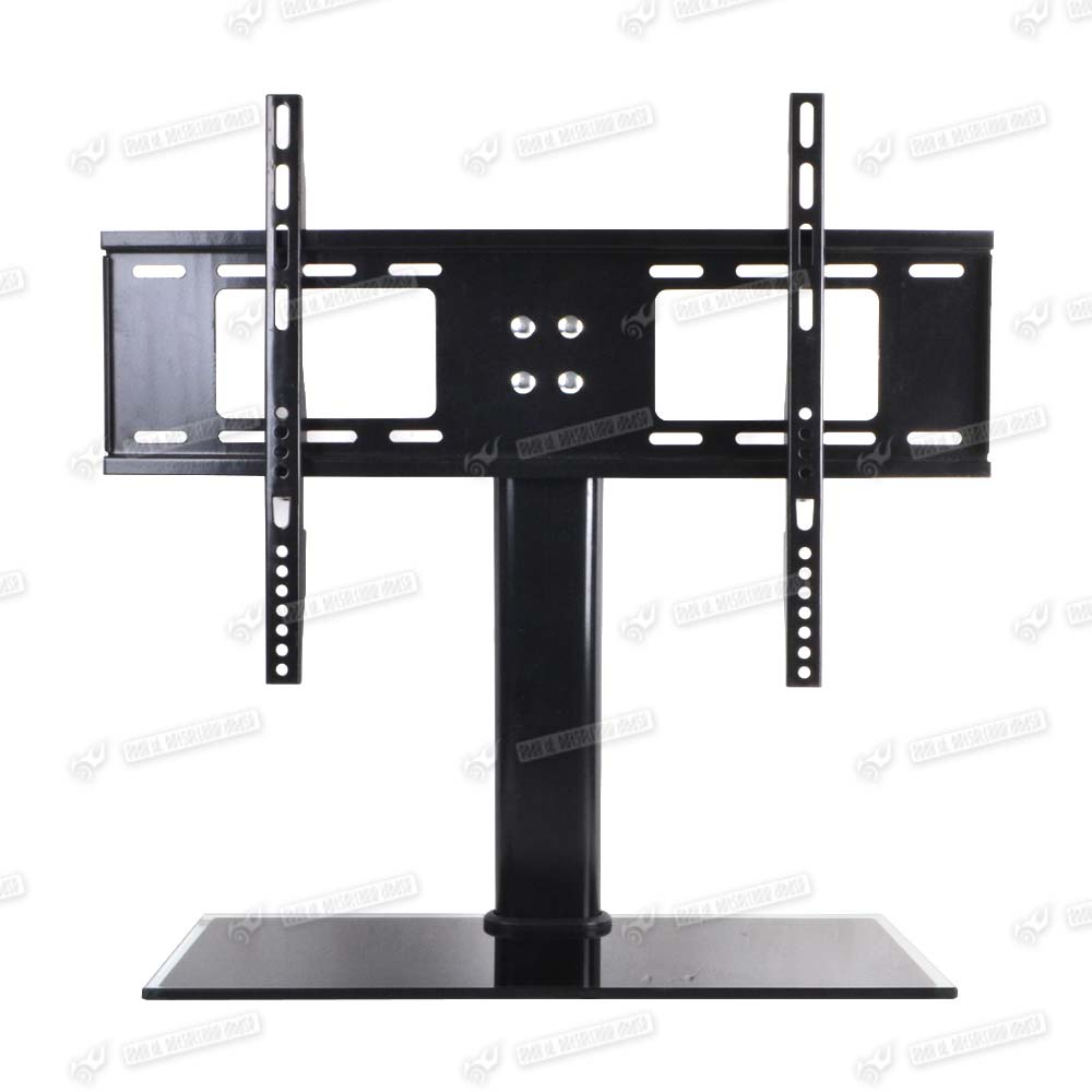 Table Top TV Stand Universal Replacement Tabletop TV Base Stand Mount For 37 -> Table Tv Basse