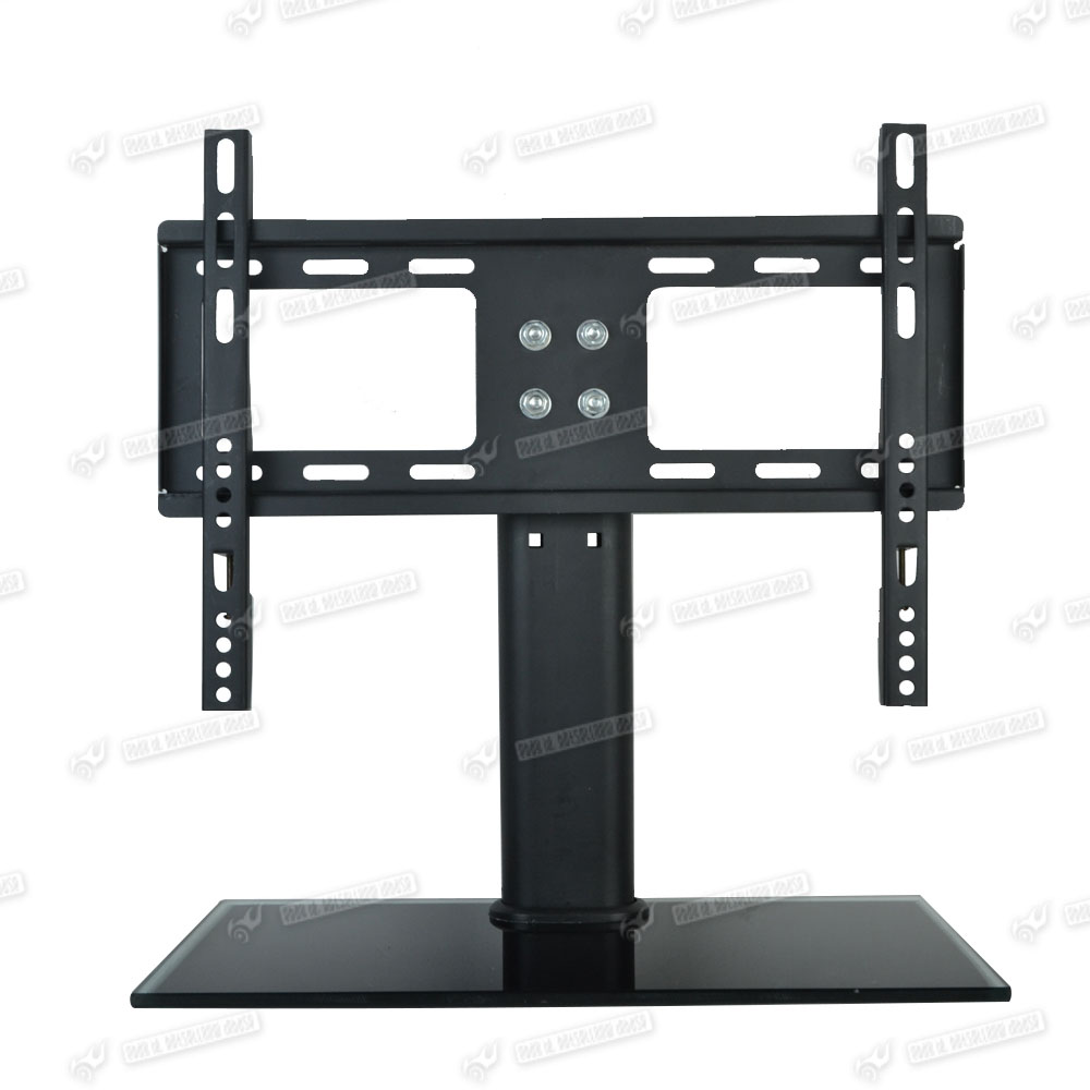 bracket tv stand universal replacement tabletop tv base. Black Bedroom Furniture Sets. Home Design Ideas