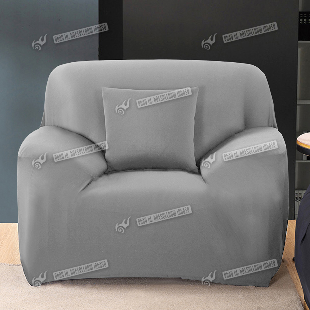 Stretch Sofa Couch Covers Slip Cover 1 Seater Recliner 2 Seater 3 Seater Lounge Ebay