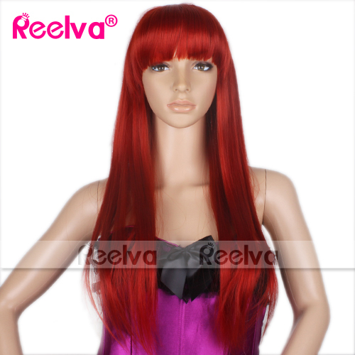 Womens-Sexy-Long-Curly-Fancy-Dress-Wig-Cosplay-Costume-Ladies-Full-Wig-Party