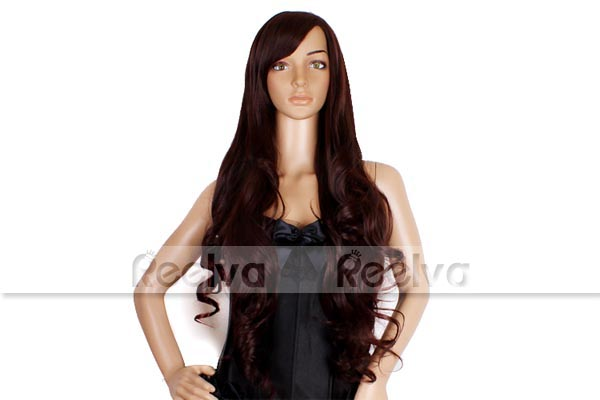 EXTRA-LONG-WAVY-WIG-FULL-WIGS-WOMEN-SEXY-CUSTOME-COSPLAY-PARTY-7-COLOURS-UK-SHIP
