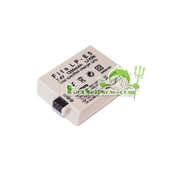 LP-E5 LPE5 Battery Pack for Canon Rebel T1i XSi XS New