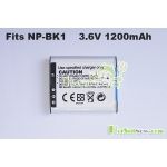 NP-BK1 battery for Sony cybershot W180 190 & DSC series