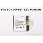 NEW NP-FE1 Info Lithium E Series Battery For Sony T7 /S