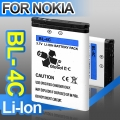 BL-4C Battery For Nokia 6136 6170 6260 6300 6300i x2-00 2220 6131 7270 7610