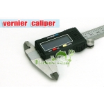 "6"" 150 mm Digital vernier Caliper gauge micrometer 15cm"