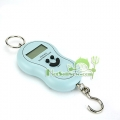 40KG / 20G LCD Digital Luggage Hanging Weighing Scales