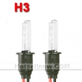 HID Xenon Car Headlight Lamp Bulb 2× 35W 12V H3 8000K