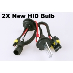 12V 35W HID Xenon Car Headlight Bulb Lamp H7 4300K