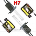 HID XENON CONVERSION KIT H7 4300K 2 BULBS + 2 BALLASTS