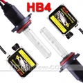 HID XENON CONVERSION KIT HB4 4300K 2 BULBS + 2 BALLASTS