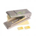 Micro SIM Card Cutter for iPad iPhone 4 4G + 2 Adapter