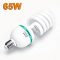 E27 Warm White Spiral Energy Saving Light Bulb Lamp 65W