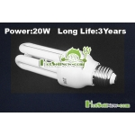 20w Blue Spectrum 6400k White-light Energy Saving (MOQ>=5)