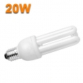 20w Blue Spectrum 6400k Day-light Energy Saving bulb