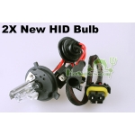 35W HID XENON BALLAST KIT H4 Single beam 8000K 2 Bulbs