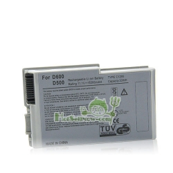 Replacement Battery for Dell Latitude D500 Series D505 D600