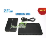 "2.5""EXTERNAL SATA HARD DISK DRIVE CASE ENCLOSURE USB2.0"