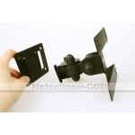 """TV Wall Mount Rotatable Bracket Slim Flat LCD F-01 for size 14""""-21"""""""