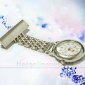 Ladies Nurses Brooch Quartz Trendy Pocket Watch New *****