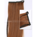 Light Brown Glamour Wig Fancy Dress Cospaly hair Extension