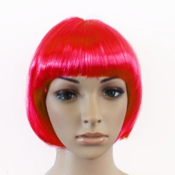 Short Womens Cosplay BOB Straight Party Fashion Wig