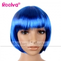 Short Wig Straight Costume Cosplay hair  Wigs
