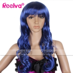 Long Wavy Curly Women's  Wig/Wigs Cosplay Party
