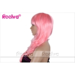 Curly Wavy Long   Wig Fancy Dress Cosplay Party